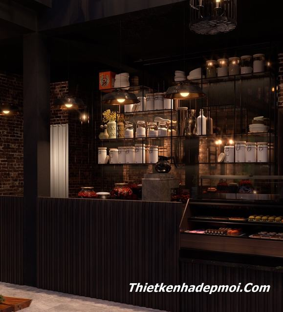 các mẫu thiết kế quầy bar đẹp