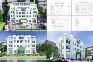 tiêu chuẩn thiết kế xây dựng bệnh viện