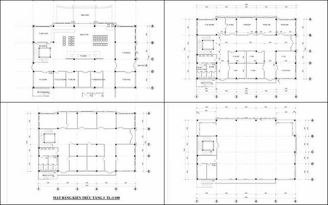 tiêu chuẩn thiết kế bệnh viện đa khoa mới nhất