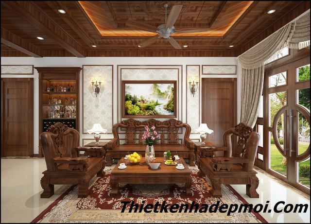 nội thất bên trong nhà đẹp