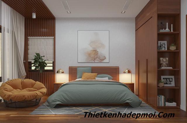 Thiết kế nội thất nhà đẹp 130m2