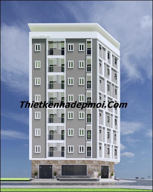 Công ty chuyên thiết kế xây căn hộ cho thuê giá rẻ