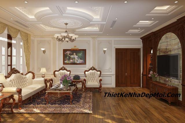 Các nguyên tắc trong thiết kế nội thất nhà đẹp