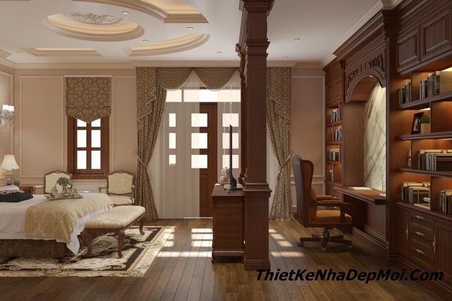 Mẫu nội thất gỗ đẹp