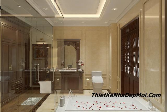 Nhà tắm đẹp mới 2002