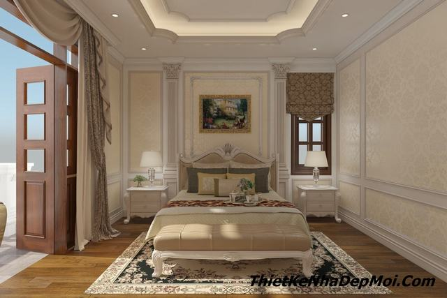 thiết kế phòng ngủ cho con