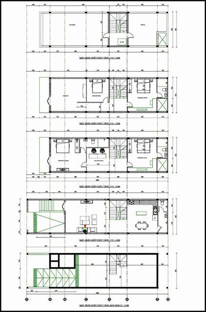 xây nhà có tầng hầm giá rẻ