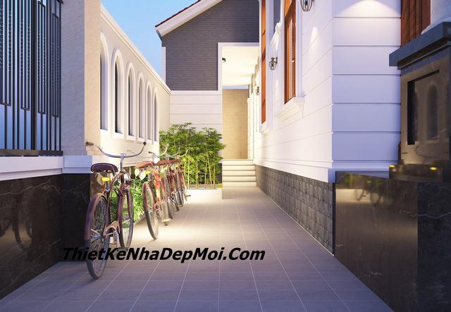 Thiết kế sân vườn đẹp Việt Nam