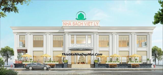 Nhà sách Việt Lý