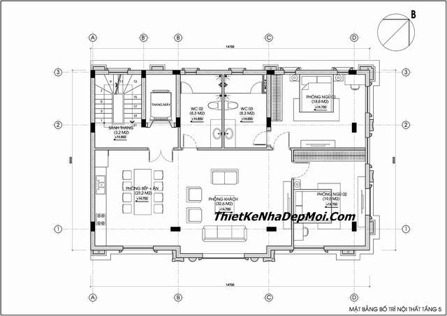 Tư vấn thiết kế xây dựng cao ốc văn phòng