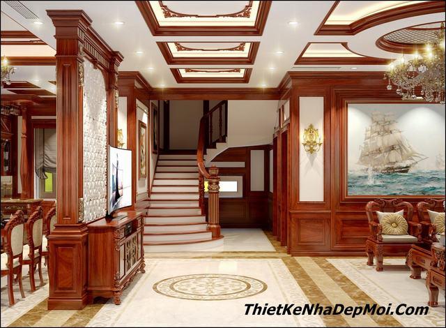 Tìm kiến trúc sư vẽ nội thất ở đâu