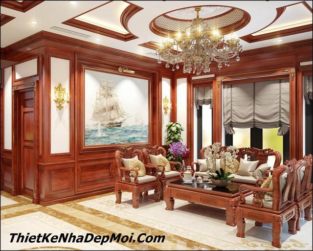 Kiến trúc sư thiết kế không gian nội thất đẹp
