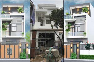 xây nhà 2 tầng 1 tum, Báo giá xây nhà 2 tầng 1 tum từ A đến Z năm 2020 mới nhất, Công ty thiết kế xây dựng Nhà Đẹp Mới, Công ty thiết kế xây dựng Nhà Đẹp Mới