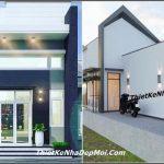 mẫu nhà 5x20, Mẫu thiết kế xây nhà 5×20 có gara sân vườn 1 bên anh Nguyên, Công ty thiết kế xây dựng Nhà Đẹp Mới, Công ty thiết kế xây dựng Nhà Đẹp Mới