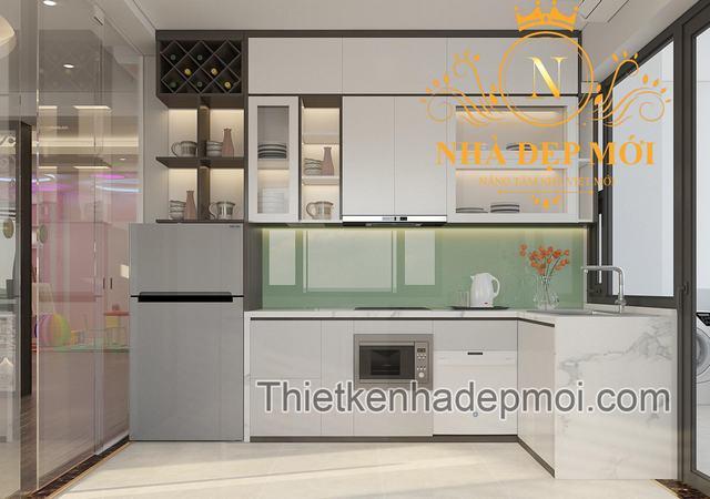 Tự thiết kế nội thất chung cư