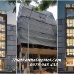 Công ty thiết kế thi công cao ốc văn phòng Hà Nội