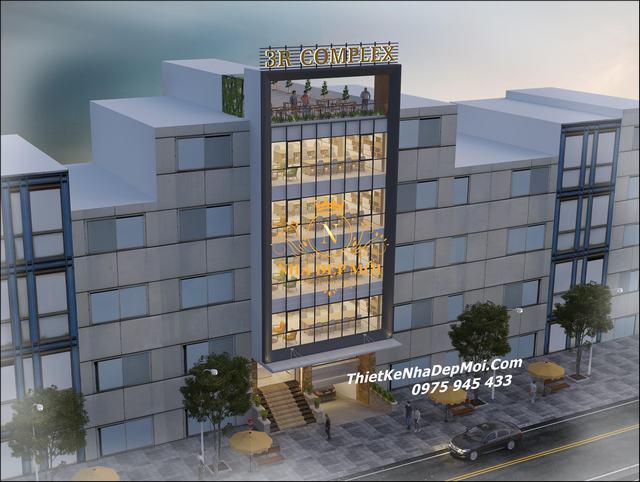 Tiêu chuẩn thiết kế tòa nhà văn phòng năm 2020