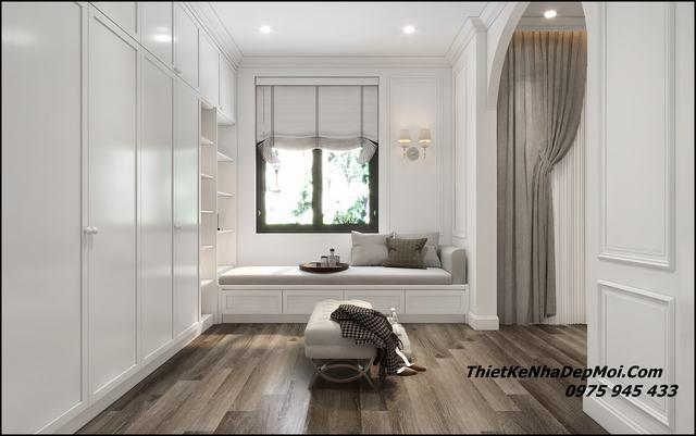 Hình ảnh không gian phòng ngủ hiện đại
