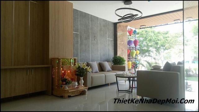 Thi công nội thất khách sạn mini 7 tầng tại Đà Nẵng