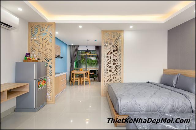 Thiết kế thi công căn hộ chung cư đà nẵng