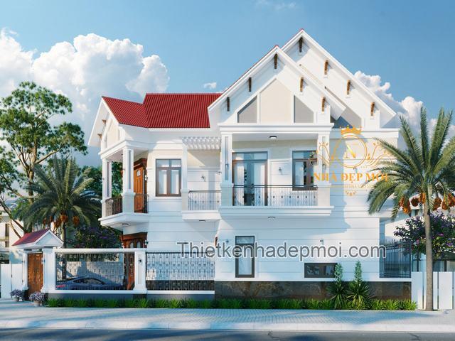 Phong thủy kiến trúc nhà ở