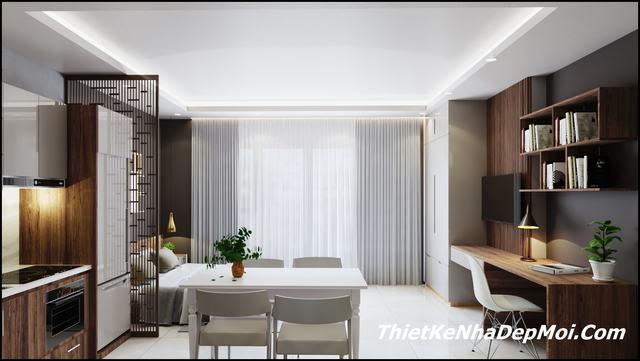 Hình ảnh thiết kế nội thất căn hộ tại Đà Nẵng Việt Nam