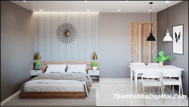 nội thất căn hộ nhỏ đẹp tại Đà Nẵng