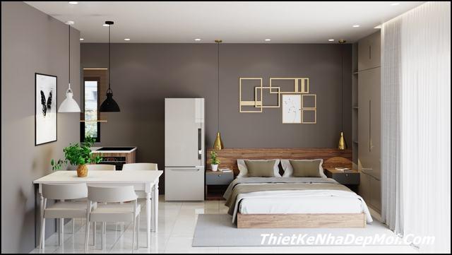 Công ty trang trí nội thất căn hộ đà nẵng