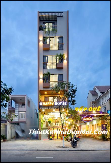 Công ty thiết kế thi công căn hộ tại Đà Nẵng