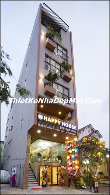 Công ty thiết kế thi công khách sạn Đà Nẵng