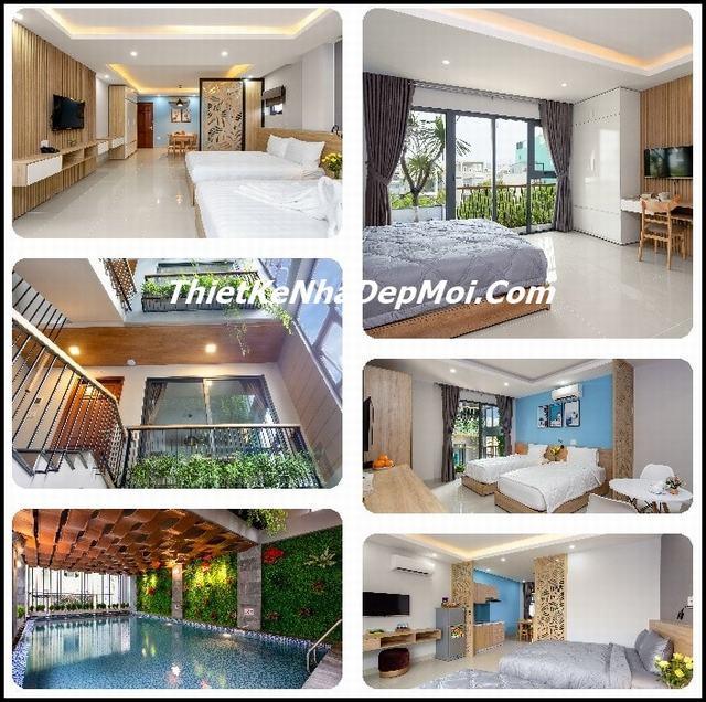 Hợp đồng thiết kế thi công chung cư khách sạn nội thất căn hộ