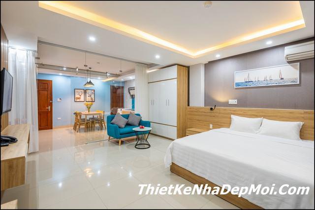 Thi công nội thất chung cư căn hộ đà nẵng