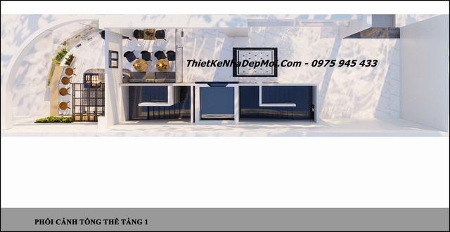 Thiết kế chung cư theo phong cách hiện đại TPHCM