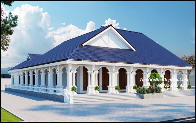 Kiến trúc nhà kiểu Nhật ở quê
