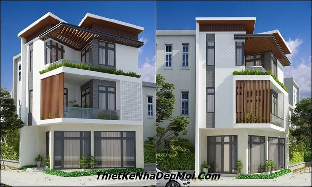 Nhà đẹp 60m2 3 phòng ngủ