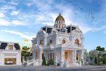 Kiến trúc sư thiết kế biệt thự cổ điển đẹp