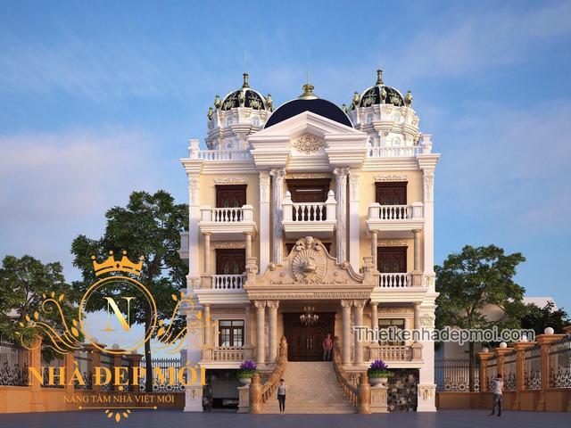 Biệt thự cổ điển Quảng Ninh
