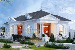 Nhà ở quê đẹp nhất