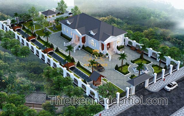 Thiết kế nhà ở quê