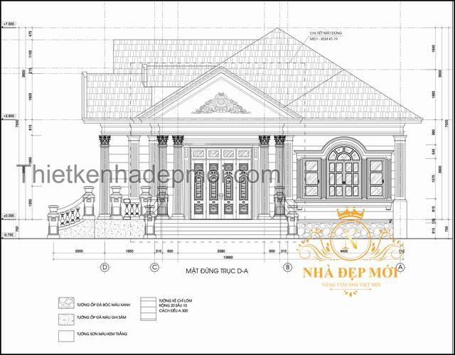 KTS chuyên thiết kế biệt thự đẹp 2021