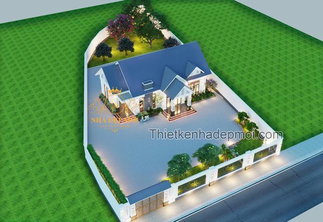 Nhà vườn Quảng ngãi