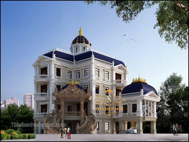 Công ty thiết kế cải tạo biệt thự cổ Hà Nội