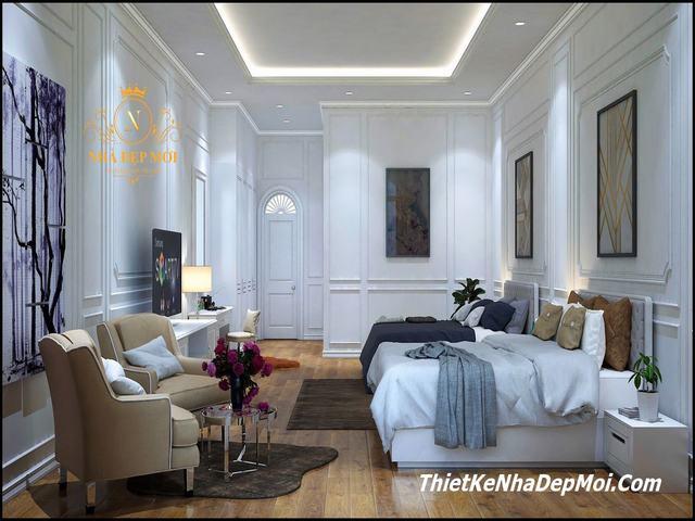 Thiết kế phòng ngủ khách sạn