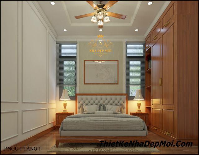 Thiết kế nội thất gỗ tự nhiên giá rẻ