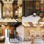 Thiết kế nội thất cổ điển 2021