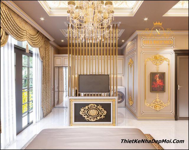 Cách trang trí nội thất phong cách phong cách cổ điển