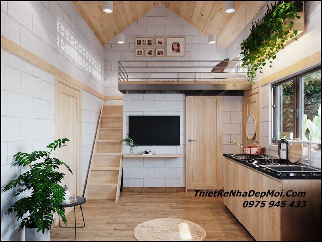 Thiết kế xây phòng trọ tại Đà Nẵng