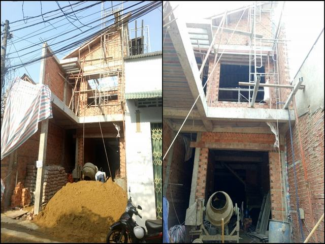 Báo giá xây dựng phần thô nhà Đồng Nai