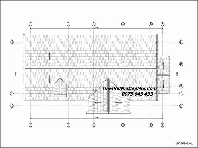 Thiết kế nhà 7x15