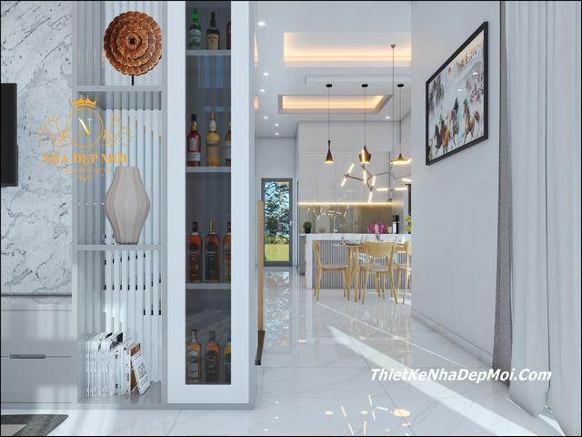 Công ty thiết kế thi công nội thất nhà xinh